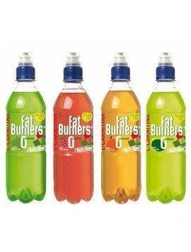 NutriSport Fat Burners Drink Botellas 500ml.