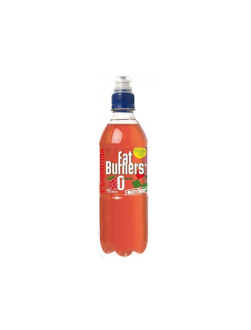 NutriSport Fat Burners Drink Botella 500ml. - Farmagranada