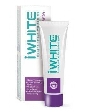 I-White Pasta Dental Blanqueadora 75ml.