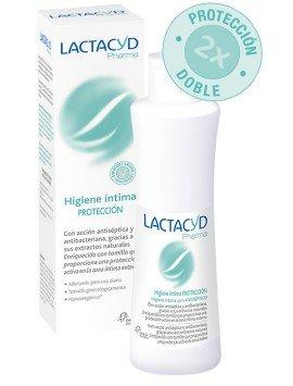 Lactacyd Gel Higiene Íntima Protección 250ml