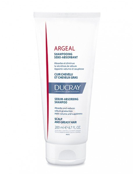Ducray Argeal Champú 200ml