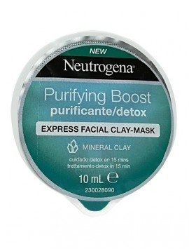 Neutrogena Mascarilla Facial Express Purificante 10ml