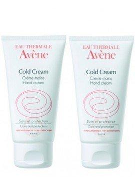 Avene Cold Cream Duplo Crema Manos 50ml + 50ml