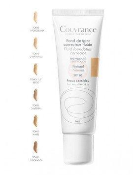 Avene Couvrance Maquillaje Fluido 30ml