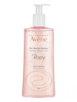 Avene Gel de Ducha Suave 500ml