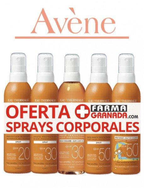 Avene Oferta Solar 2 Sprays Corporales 200ml