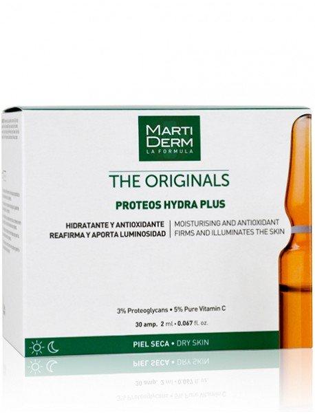 MartiDerm Ampollas Proteoglicanos
