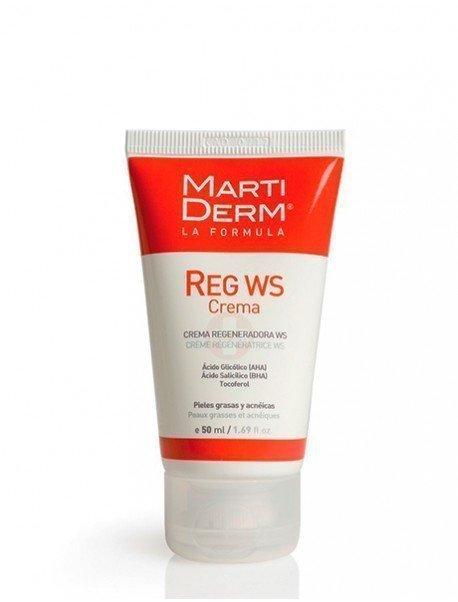 MartiDerm Crema Regeneradora W/S