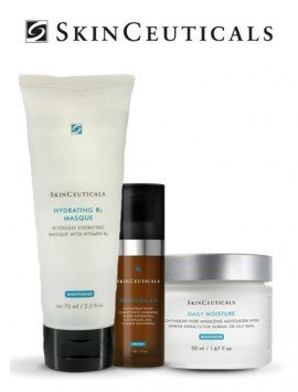 Skinceuticals Pack Resveratrol + Daily Moisture + Hydrating