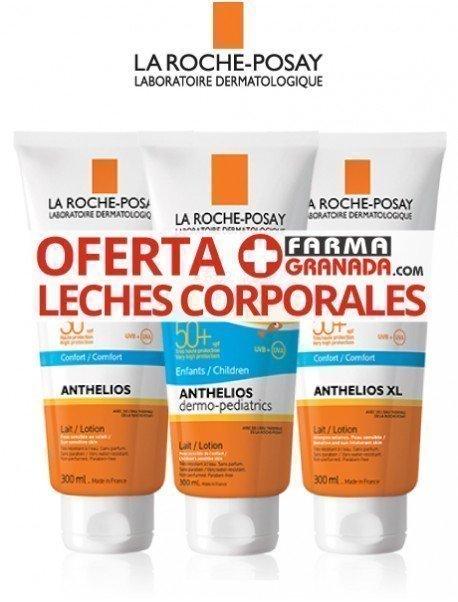Anthelios Oferta 2 Leches Corporales