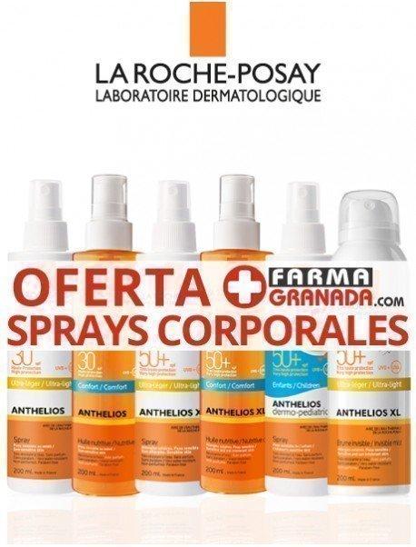 Anthelios Oferta 2 Sprays Corporales 200ml + 200ml