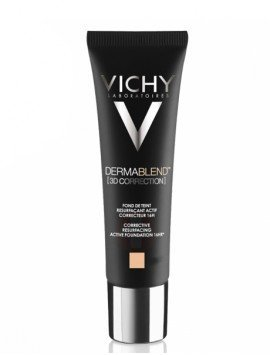 Vichy Dermablend 3 D Correction Oil Free 30ml.