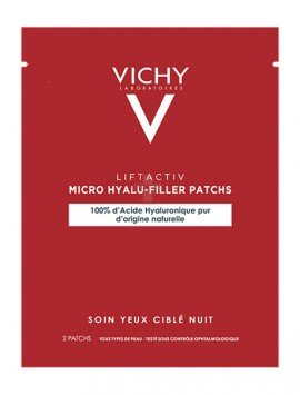 Vichy Liftactiv Micro-Hyalu Filler 2 Parches