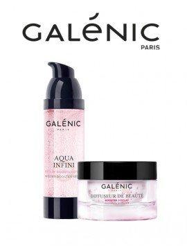 Galénic Pack Sérum Aqua Infini 30ml + Diffuseur De Beauté 15ml DE REGALO