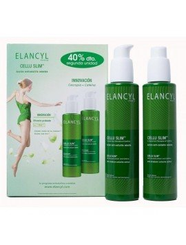 Elancyl Cellu-Slim Duplo 200ml + 200ml.