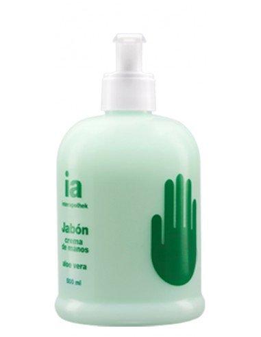 IA Crema de Manos Aloe Vera con Dosificador 500ml