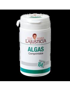 Ana María LaJusticia Algas...
