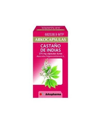 Arkocapsulas Castaño de Indias 275mg...