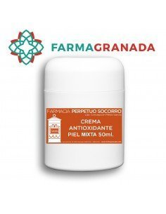 Imagén: Crema Antioxidante Piel Mixta FPS 50ml