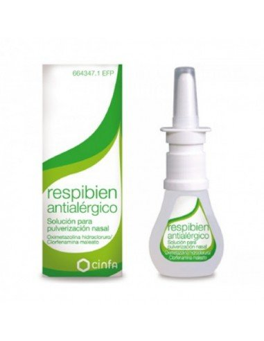 Respibien Antialérgico Spray Nasal 15ml