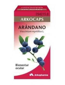 Arkocápsulas Arándano 50 cápsulas