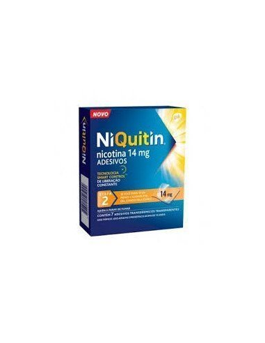 Niquitin Clear 14mg/24h 14 Parches...