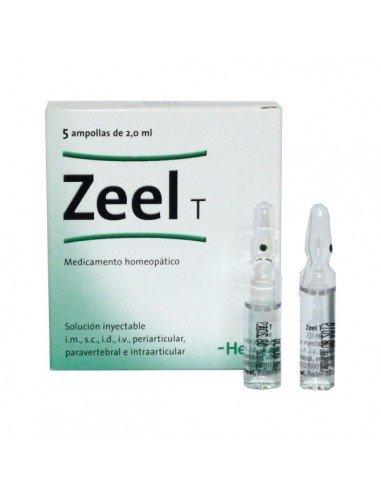 Zeel T 5 Ampollas
