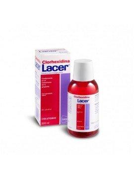 Lacer Colutorio Clorhexidina