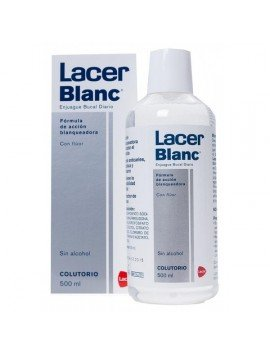 Lacerblanc Colutorio 500ml.
