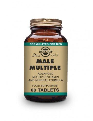 Solgar Male Múltiple Hombre Comprimidos