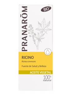 Pranarom Ricino Aceite Vegetal 50ml