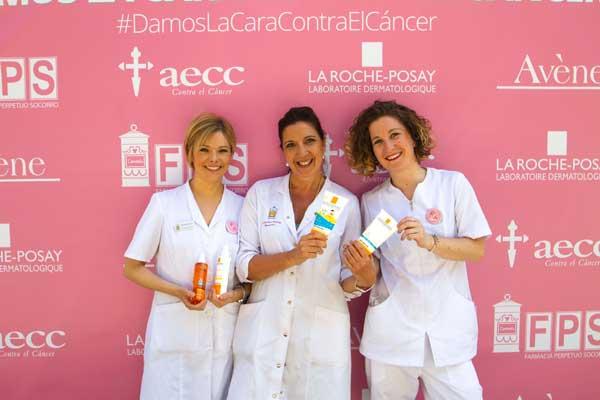 AECC y farmagranada colaboran en la lucha contra el cancer